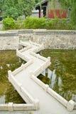 A bridge in china Stock Photo