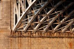 Bridge Close-up Details Royalty Free Stock Image