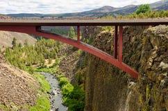 Bridge Closeup Stock Photography