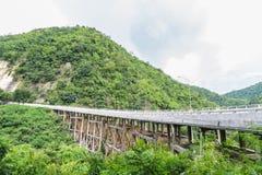 Bridge concrete Royalty Free Stock Image