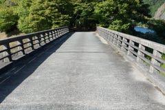 Bridge of concrete Stock Photos