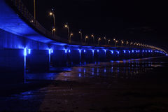 The bridge of Oleron Island Royalty Free Stock Image