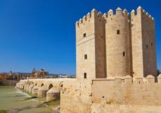 Bridge at Cordoba Spain Royalty Free Stock Photography