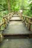 Bridge corridor. Stock Photo
