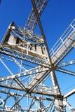 Bridge Counterweight Stock Photo