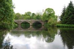 Bridge At Crammond Royalty Free Stock Photo