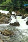 Big Water falls Royalty Free Stock Photo