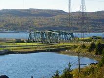 Bridge crossing to the Cape Royalty Free Stock Photo