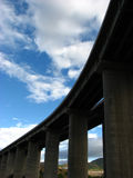 Bridge Curve royalty free stock images