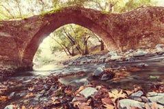 Bridge on Cyprus Stock Images