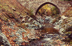 Bridge on Cyprus Stock Photos