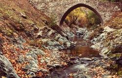 Bridge on Cyprus Stock Photos