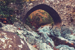Bridge in Cyprus Stock Images
