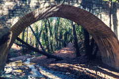 Bridge in Cyprus Stock Photos