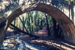 Bridge in Cyprus Stock Photos