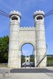 Bridge de la Caille royalty free stock photography