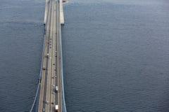 Bridge in Denmark Royalty Free Stock Photos
