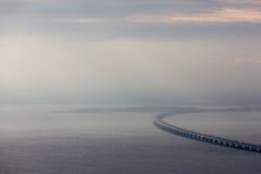 Bridge in Denmark Stock Photography