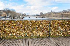 Bridge des in paris Stock Image