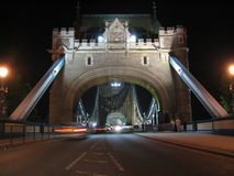 bridge det london tornet Royaltyfria Bilder