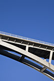 Bridge detail Stock Images