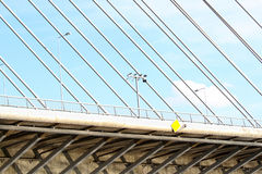 Bridge detail Royalty Free Stock Photo