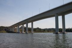 bridge do freixo Στοκ φωτογραφίες με δικαίωμα ελεύθερης χρήσης