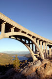 Bridge at Donner Summit Stock Image