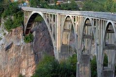 Bridge Durdevica Stock Images