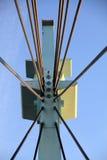 Bridge El Perello village  Valencia province Spain Royalty Free Stock Images