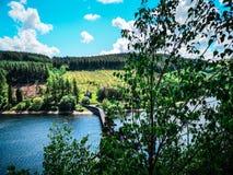 Bridge at Elan valley royalty free stock photo
