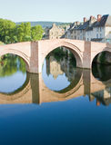 Bridge of Espalion Stock Photo