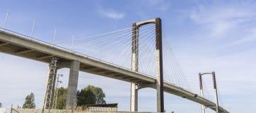 Bridge of the fifth centenary. Sevilla, Spain Royalty Free Stock Photography