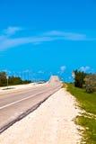 Bridge in the Florida Keys Stock Photography