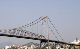 Bridge in Floripa Royalty Free Stock Photo
