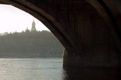 Bridge fragment Royalty Free Stock Photography