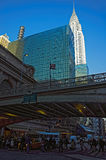 Bridge in front of Grand Central Terminal Stock Photos