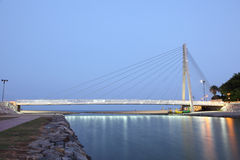 Bridge in Fuengirola Spain Royalty Free Stock Photography