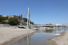Bridge in Fuengirola, Spain Stock Photos