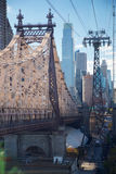 Bridge and Funicular Stock Photo