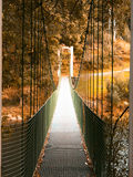 Bridge in Galicia, Spain Stock Photo