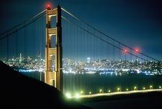 bridge gate golden Στοκ εικόνα με δικαίωμα ελεύθερης χρήσης