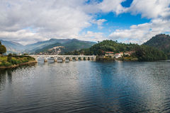 Bridge of Geres national park royalty free stock images