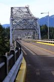 Bridge of the gods, Oregon. Royalty Free Stock Photos