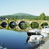 Bridge of Graiguenamanagh Stock Photo