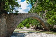 Bridge in Greece Stock Photos