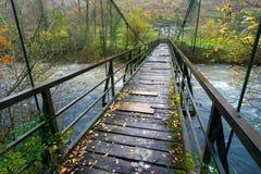 Bridge in the Gurueba Royalty Free Stock Image