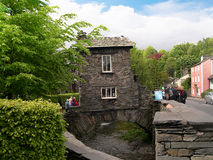 Bridge House in Ambleside in the English Lake District Royalty Free Stock Images