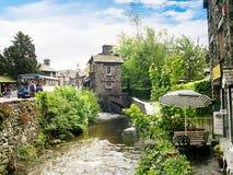 Free Bridge House In Ambleside In The English Lake District Stock Photo - 43726660