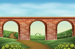 A bridge Royalty Free Stock Images